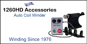 1260HD Coil Winding Accessories