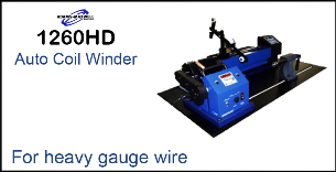 Heavy Duty Auto Coil Winders