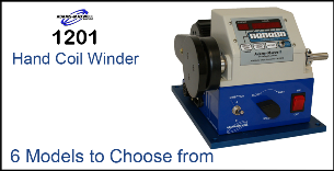 1201 Hand Coil Winding Machines