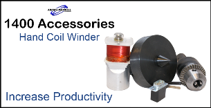 1400HD Coil Winding Accessories